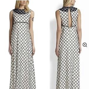 BNWT Tory Burch Ivory Madeline Gown Maxi-Gown